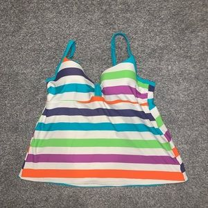 Cacique swimwear 38DD Top